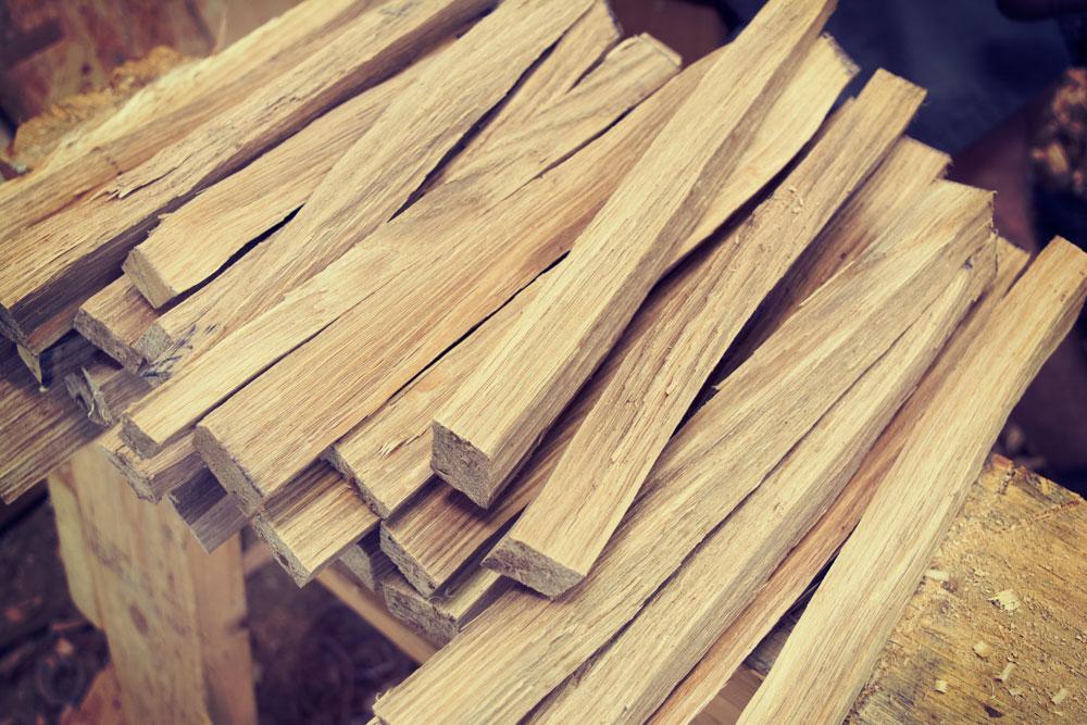 Oak Peg Blanks