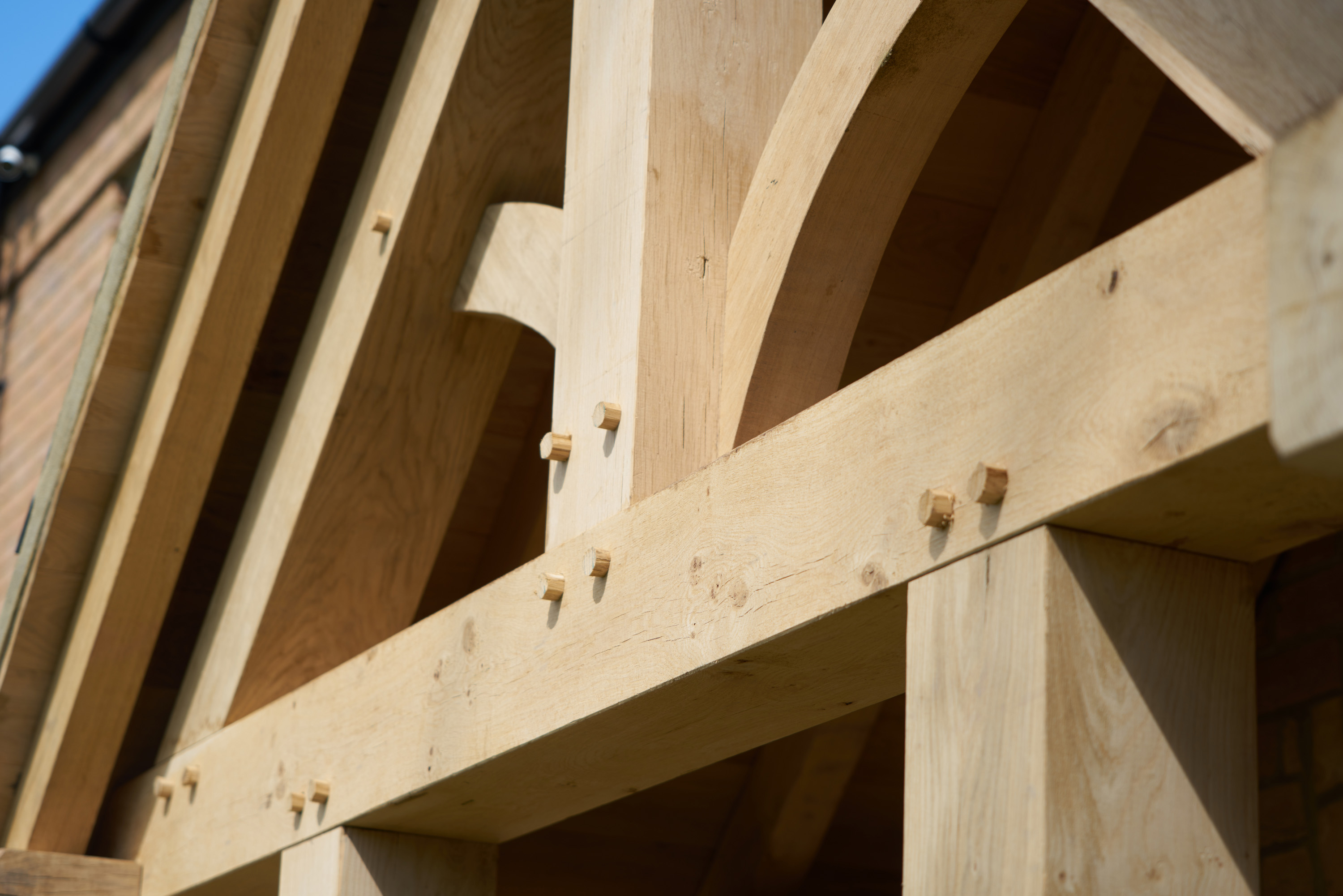Bespoak Timber Frames