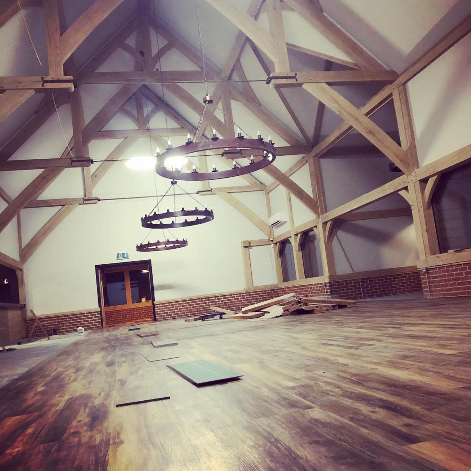 Oak Frame Project Gallery In 2019: Oak Framed Wedding Venue, Peterborough